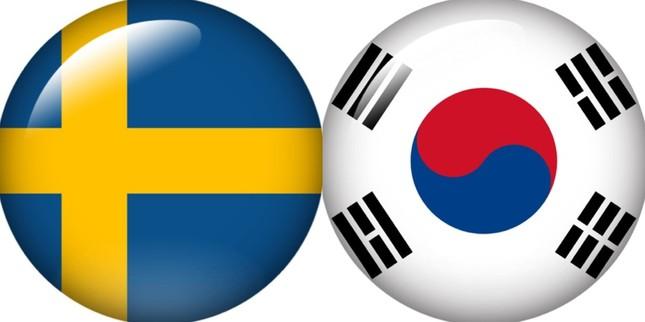 スウェーデン対韓国戦は、VARによるPKで雌雄を決した