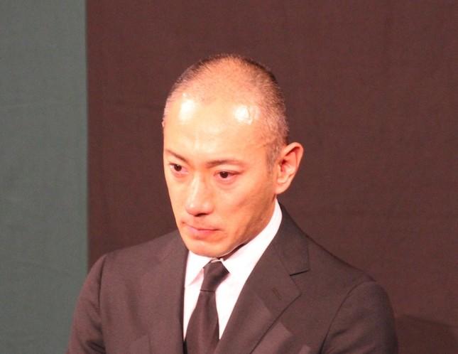 市川海老蔵さん(写真は2017年6月撮影)