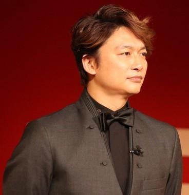 地震後、SNSを初めて更新した香取慎吾さん(2017年12月撮影)