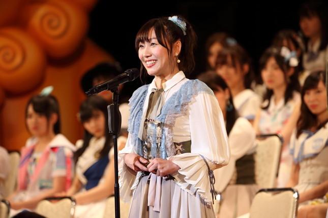 SKE48の須田亜香里さん(2017年6月撮影)