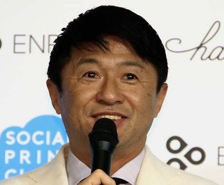 元日本代表の武田修宏氏(2017年7月撮影)