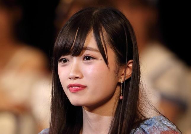 中井りかさん(17年6月撮影)