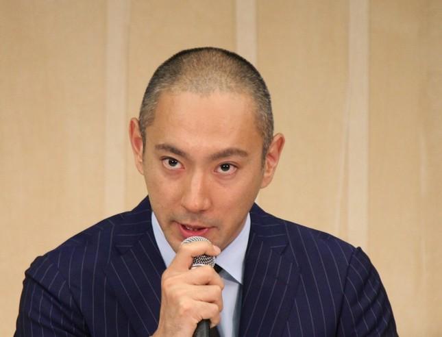 市川海老蔵さん(写真は2016年撮影)