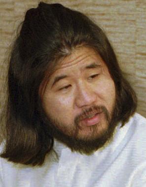松本智津夫(麻原彰晃)死刑囚(写真:AP/アフロ)