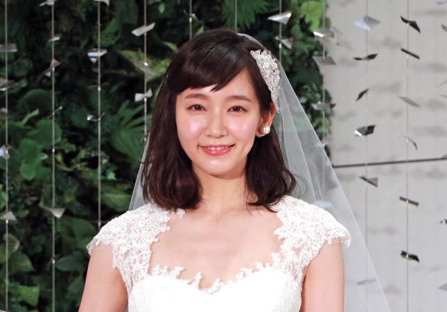 吉岡里帆さん(2016年5月撮影)
