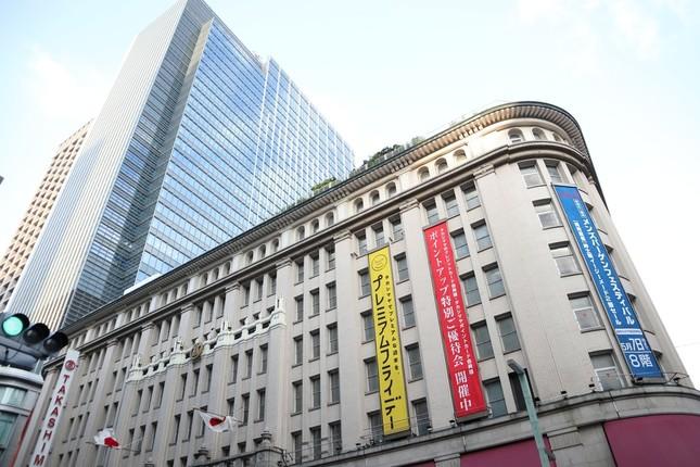 9月に日本橋店に隣接する新館を開業