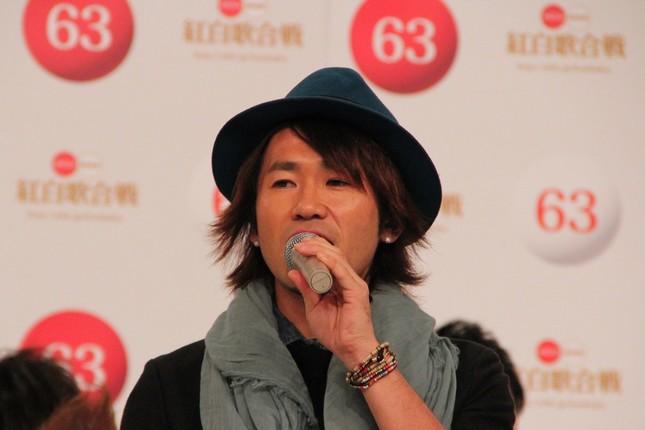 ナオト・インティライミさん(2012年撮影)