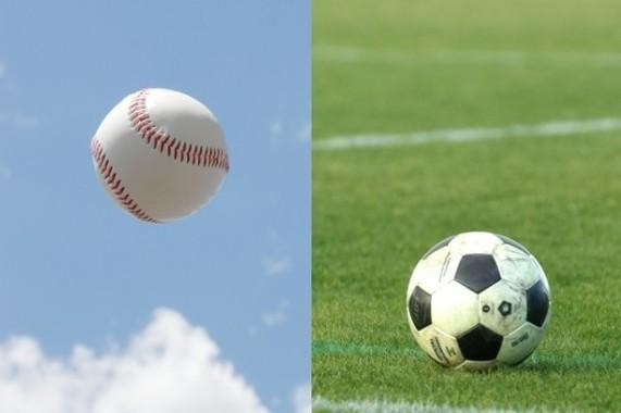 野球とサッカー、比べちゃダメ?