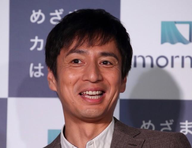 「チュートリアル」の徳井義実さん(写真は2016年7月撮影)