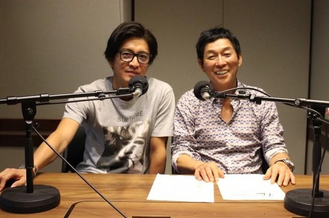 新番組「木村拓哉FLOW」(TOKYO FM)