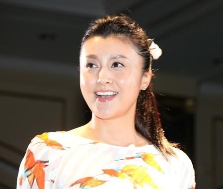 藤原紀香さん(2016年5月撮影)