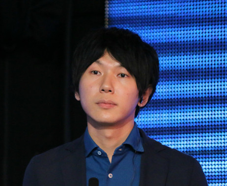 古市憲寿氏(写真は2016年6月撮影)