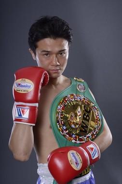 アマチュアを経てプロ転向し、世界王者に立った木村悠氏(写真はWBC世界ライトフライ級王座獲得当時)