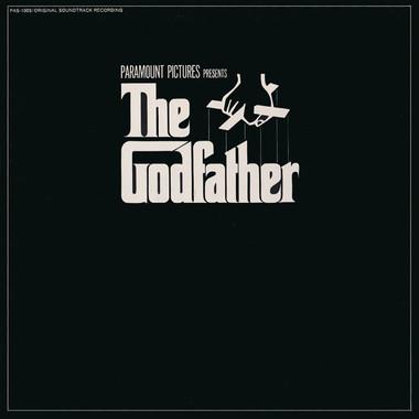 「The Godfather(Original Soundtrack Recording)」のジャケット画像