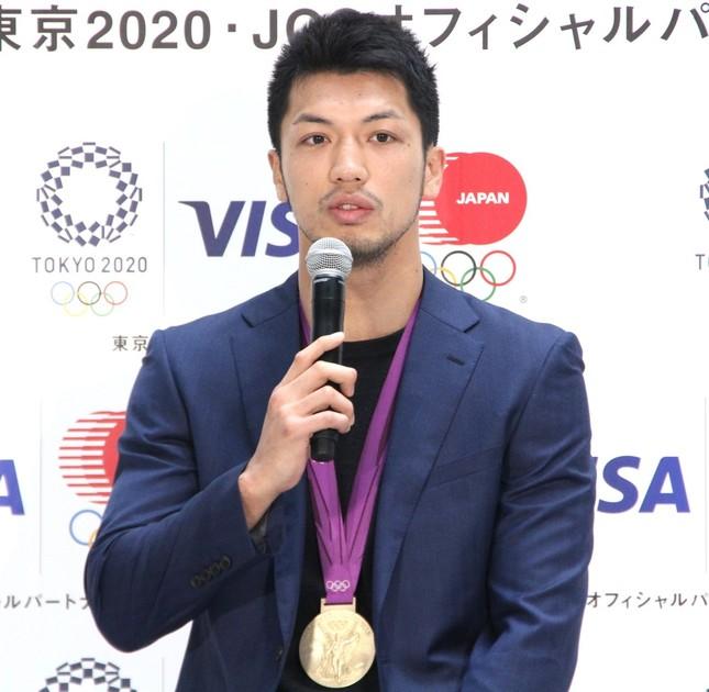 ロンドン五輪金メダリストの村田諒太選手(2018年7月撮影)