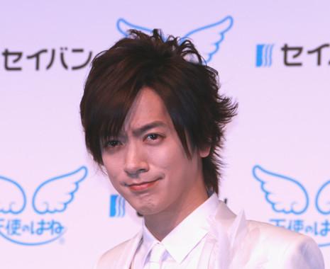 DAIGOさん(写真は2016年4月撮影)