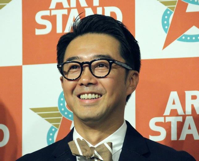 「おぎやはぎ」矢作さん(写真は2017年1月撮影)