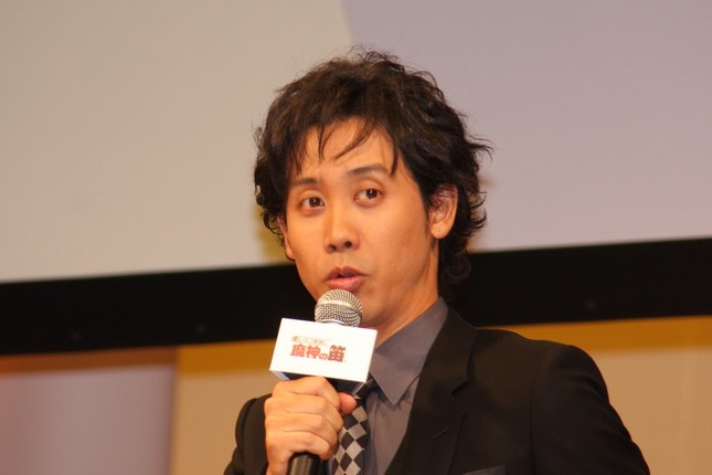 大泉洋さんもびっくり?(2009年撮影)