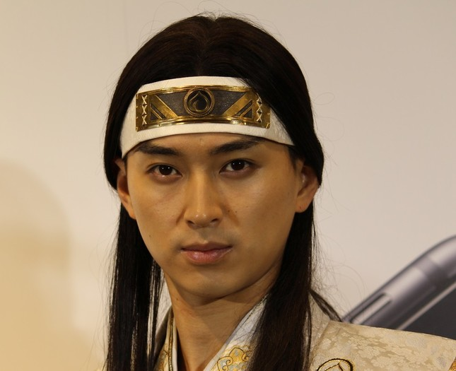 松田翔太さん(写真は2015年9月撮影)