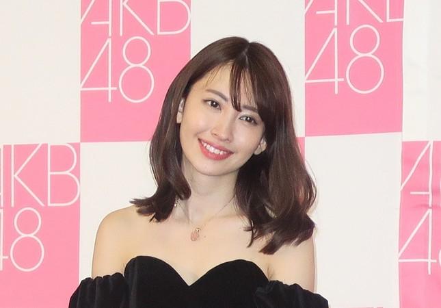 小嶋陽菜さん(写真は2017年2月撮影)