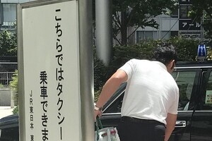 阪神選手、タクシー乗り場で「ルール違反」 ツイッター告発で球団が謝罪