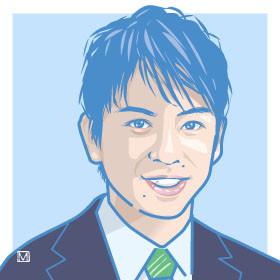 報ステ・メインキャスターの富川悠太アナ