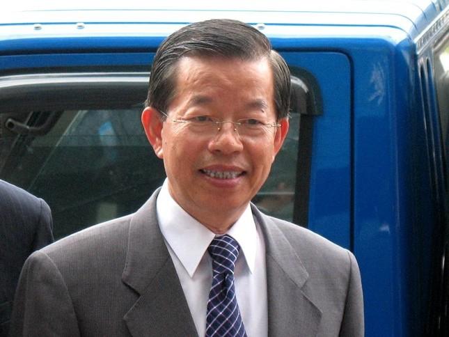 謝長廷・台北駐日経済文化代表処駐日代表(2013年撮影)。国民党支部の敷地内に慰安婦像が設置されたことを非難した