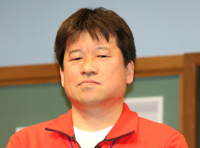 佐藤二朗さん(写真は2016年5月撮影)