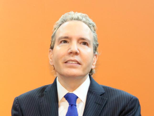 デーブ・スぺクターさん(写真は2016年8月撮影)