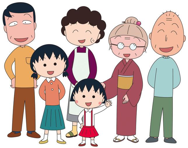さくら家(C)さくらプロダクション/日本アニメーション(画像は日本アニメーションのプレスリリースより)