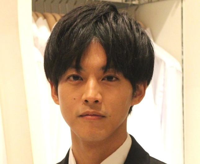 松坂桃李さん(2015年撮影)