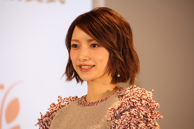 後藤真希さん(2016年12月撮影時)