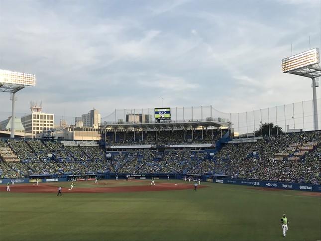神宮球場で中日ファンの怒りが爆発(画像はイメージ)