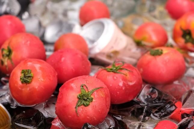 トマトジュース、熱中症対策で売れる!
