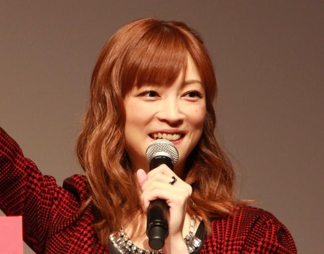 吉澤ひとみ(2014年撮影)