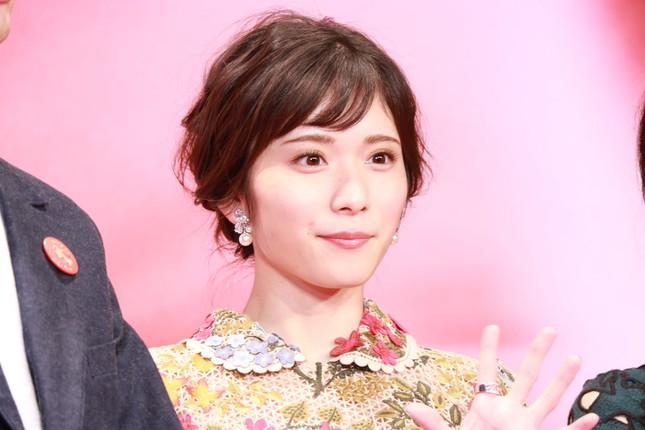 松岡茉優さん(2017年10月撮影)