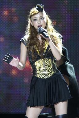 9月16日に引退する歌手の安室奈美恵さん(C)FAMOUS (写真は2010年撮影)