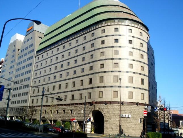 日清パワーステーションがあった日清食品ホールディングス東京本社(Kentin撮影、WikimediaCommonsより)