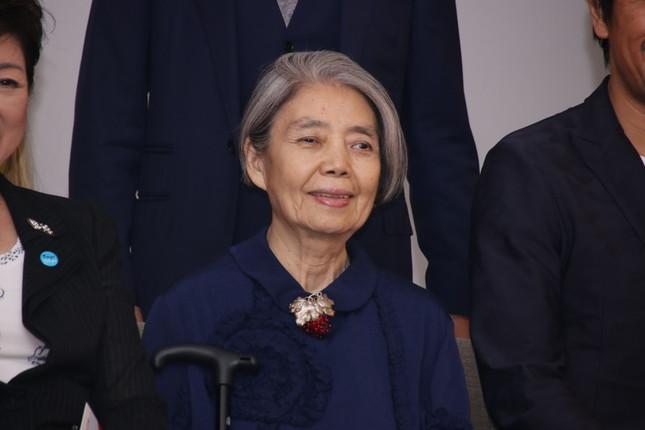 樹木希林さん(2018年7月2日撮影)