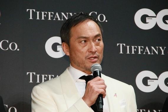 渡辺謙さん(2016年撮影)