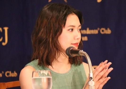 二階堂ふみさん(写真は2016年撮影)