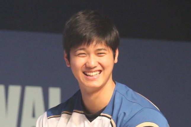 大谷翔平選手(2017年撮影)