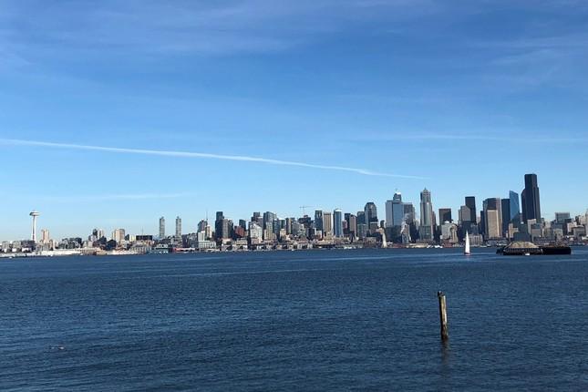 JALがシアトルに乗り入れるのは27年ぶりだ
