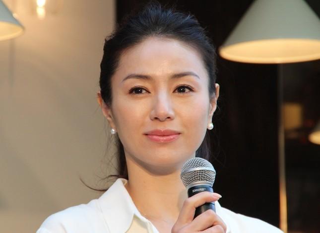 井川遥さん(2014年撮影)