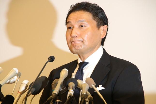 貴乃花親方(2018年9月25日)