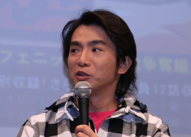 濱口優さん(08年撮影)