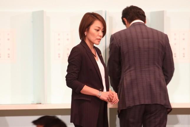 参議院議員・今井絵理子氏(2018年9月20日撮影)