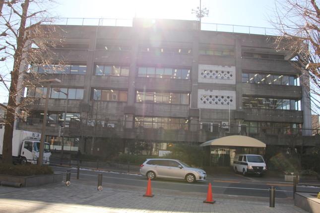 職員を巡る騒ぎが起きた世田谷区役所