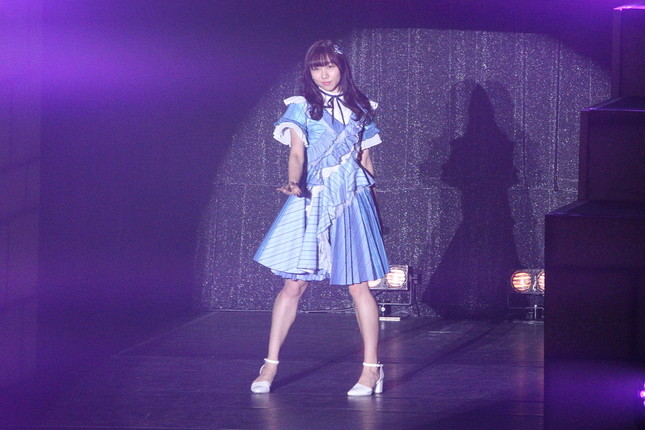 SKE48の須田亜香里さん。写真集の売り上げが苦戦している