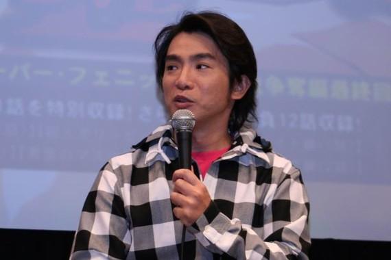 よゐこの濱口優さん(2008年11月撮影)